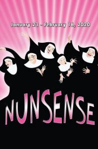 LAC_Nunsense logo
