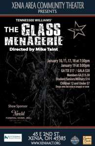 XACT_Glass Menagerie logo