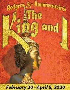 LAC_The King and I logo