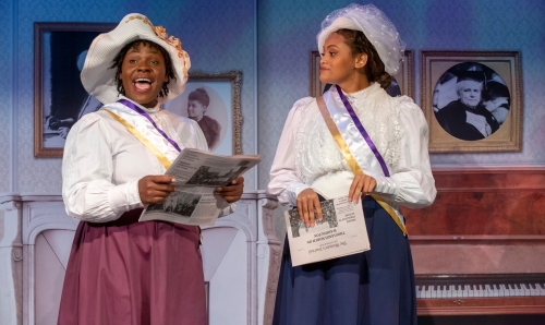 TCT Suffragettes