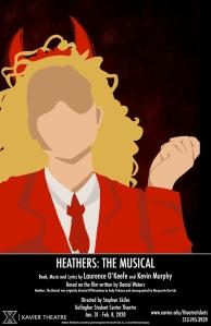 XU_Heathers logo