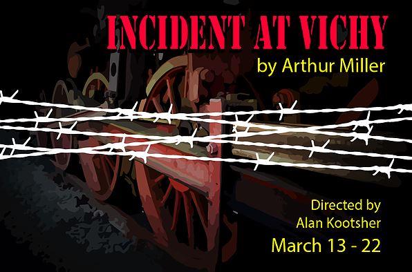 ALIBI_Incident at Vichy logo