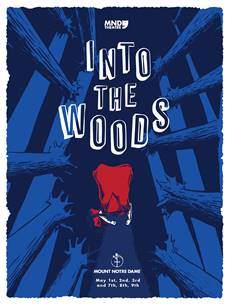 MNDT_Into the Woods logo