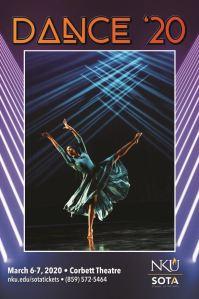 NKU Dance 20 promo