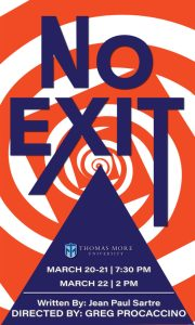 TMU_No Exit logo