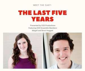 D2D_Last Five Yearsr promo
