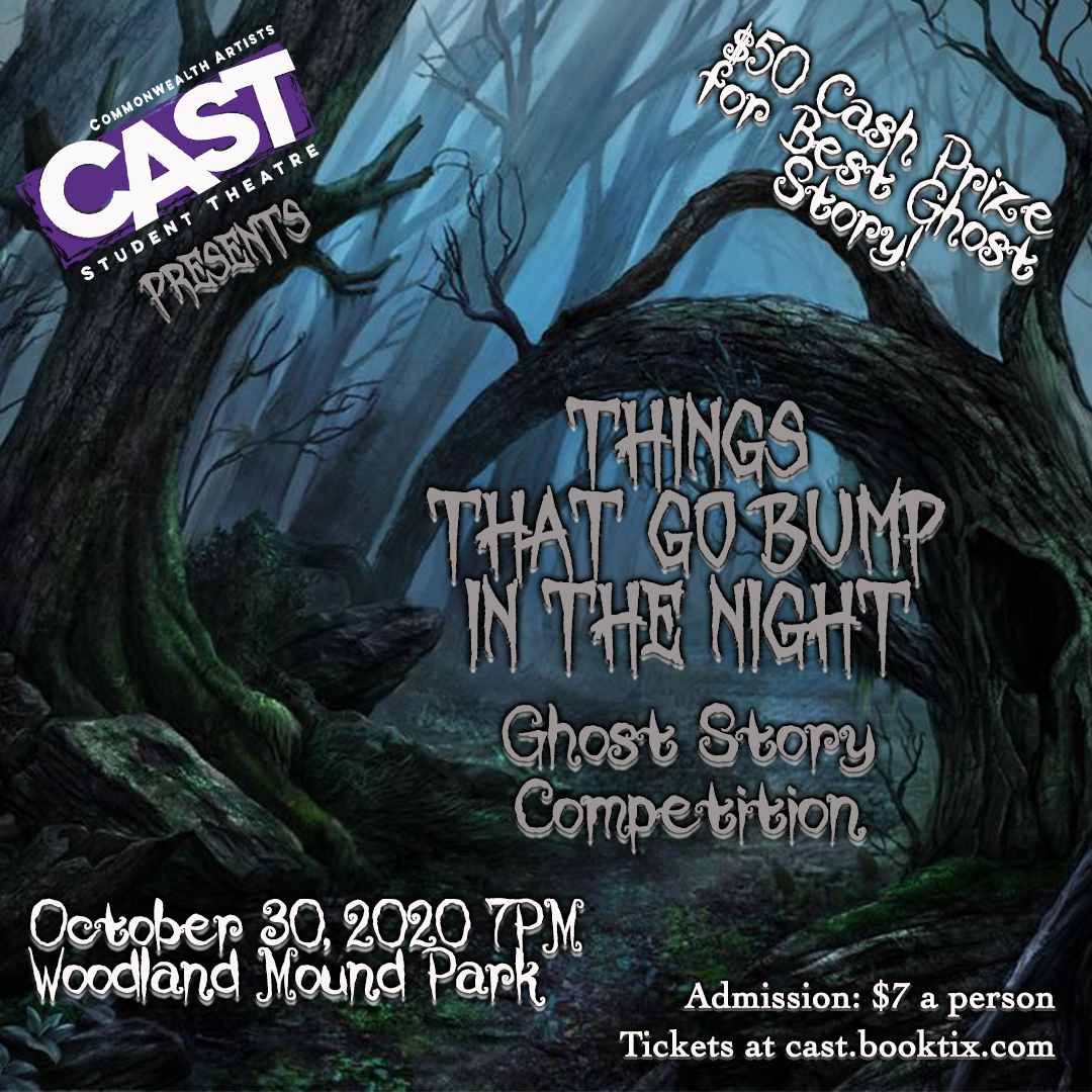 CAST_Things that Go Bump in the Night logo