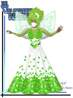 TCT_Velveteen Rabbie Fairy rendering