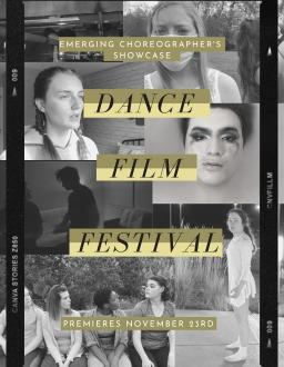 NKU_Dance Film Festival logo