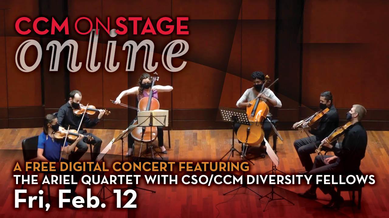 CCM_Ariel Quartet Online