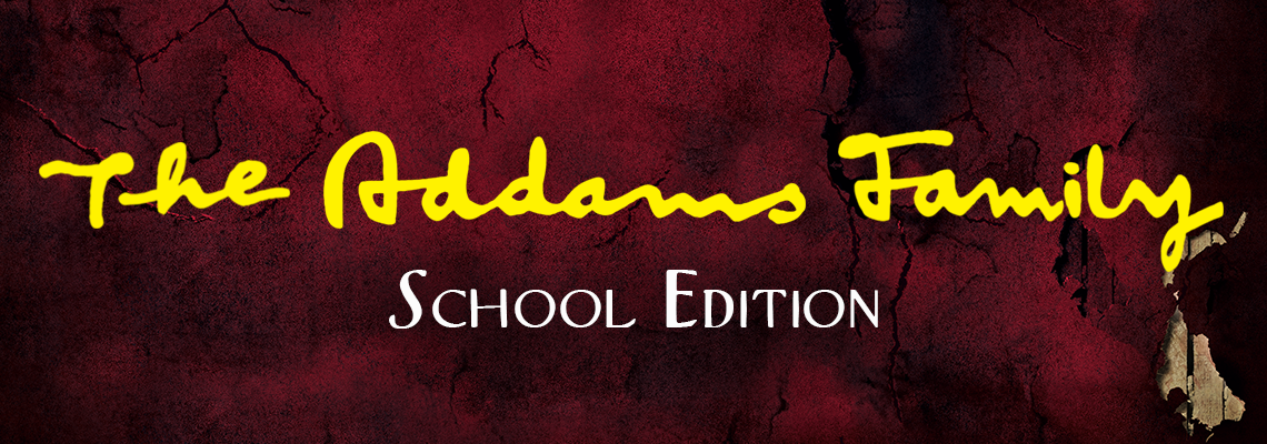 CHS_Addams Family School Edition logo