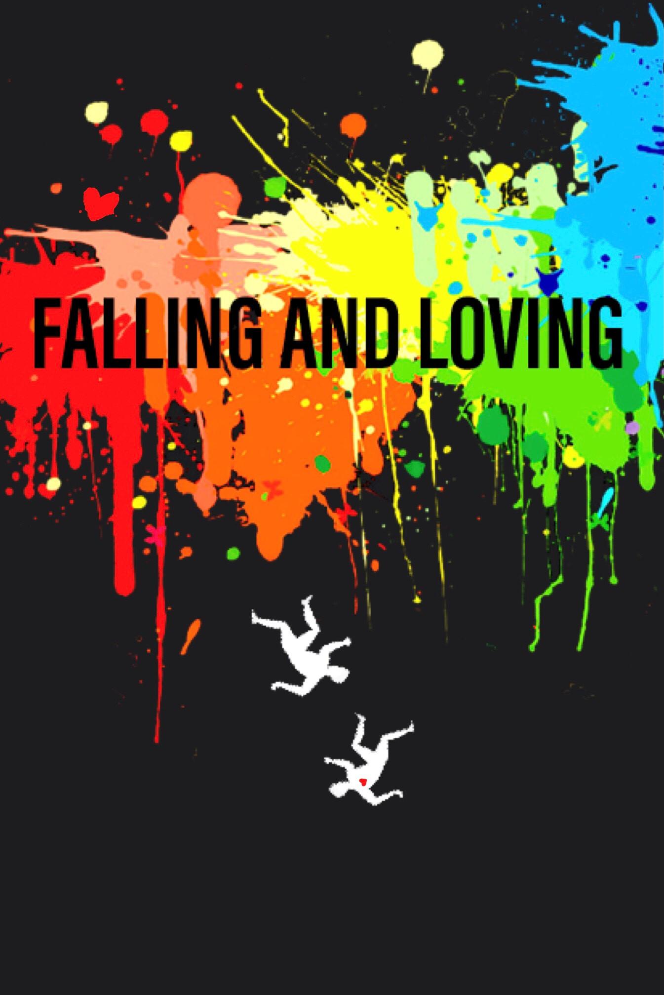 NKU_Falling and Loving logo