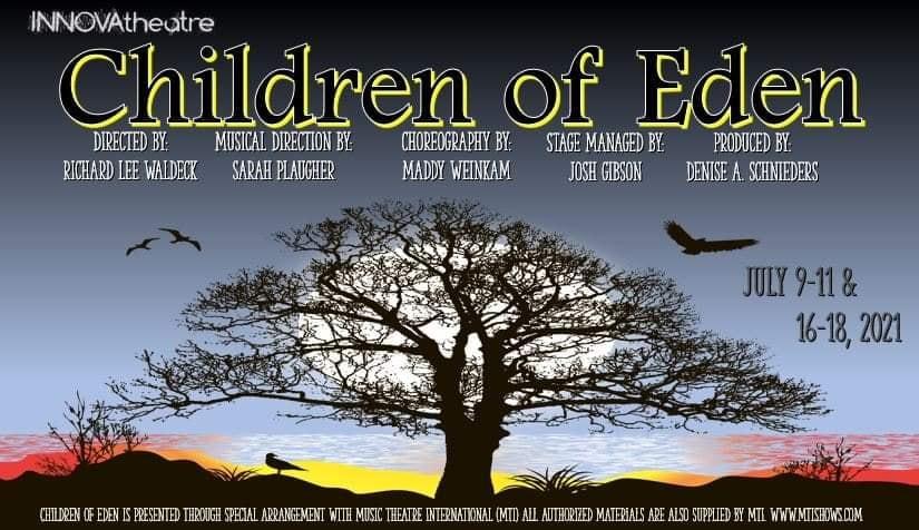 INNOV_Children of Eden logo