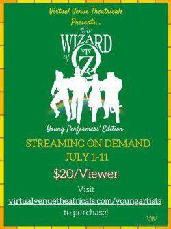 VVT_The Wizard of Oz logo