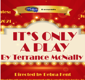 BCT_Its Only a Play logo