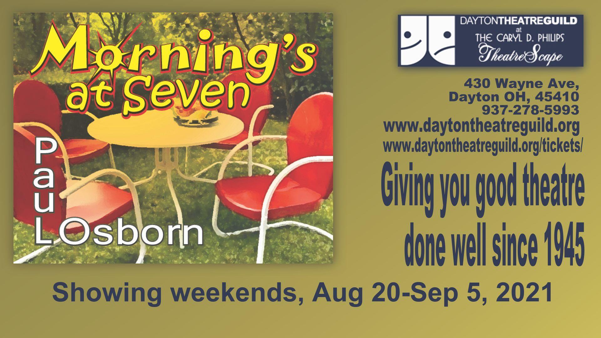 DPH_Mornings at Seven logo