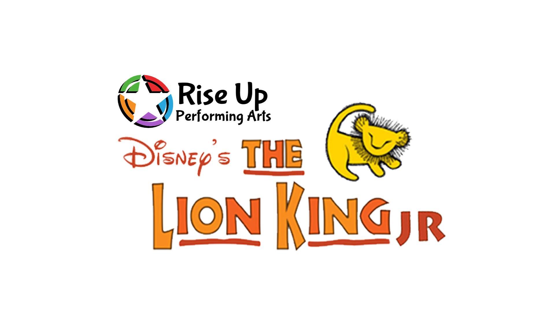RISE_Lion King Jr logo