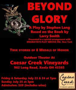 XACT_Beyond Glory Caesar Creek Vineyards logo