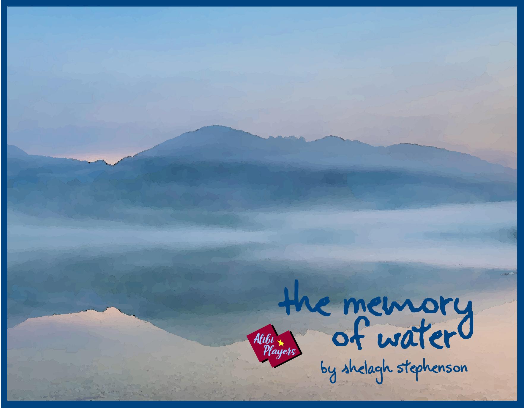 ALIBI_The Memory of Water logo2