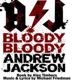 BCT_Bloody Bloody Andrew Jackson logo