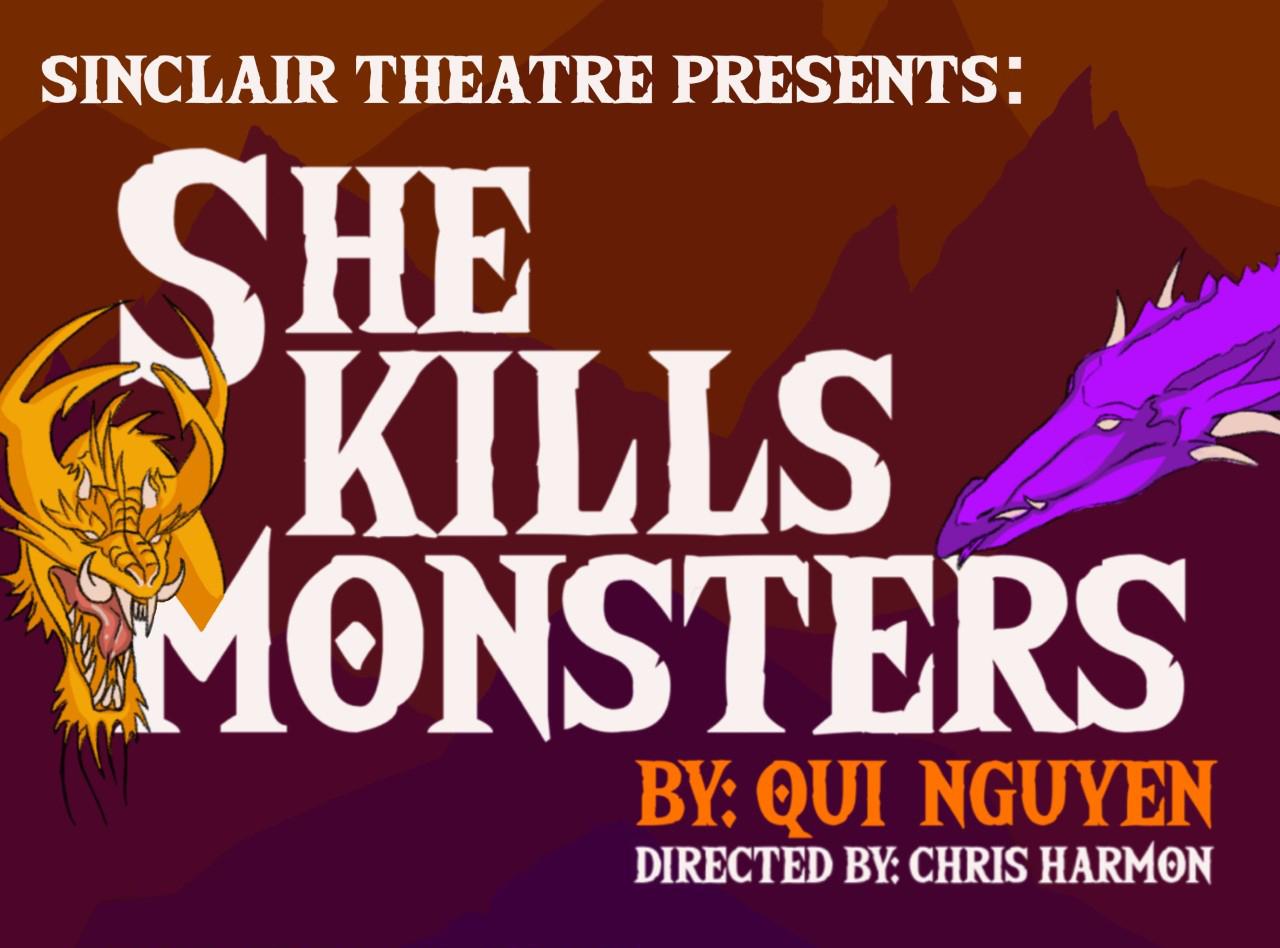 SCCT_She Kills Monsters logo