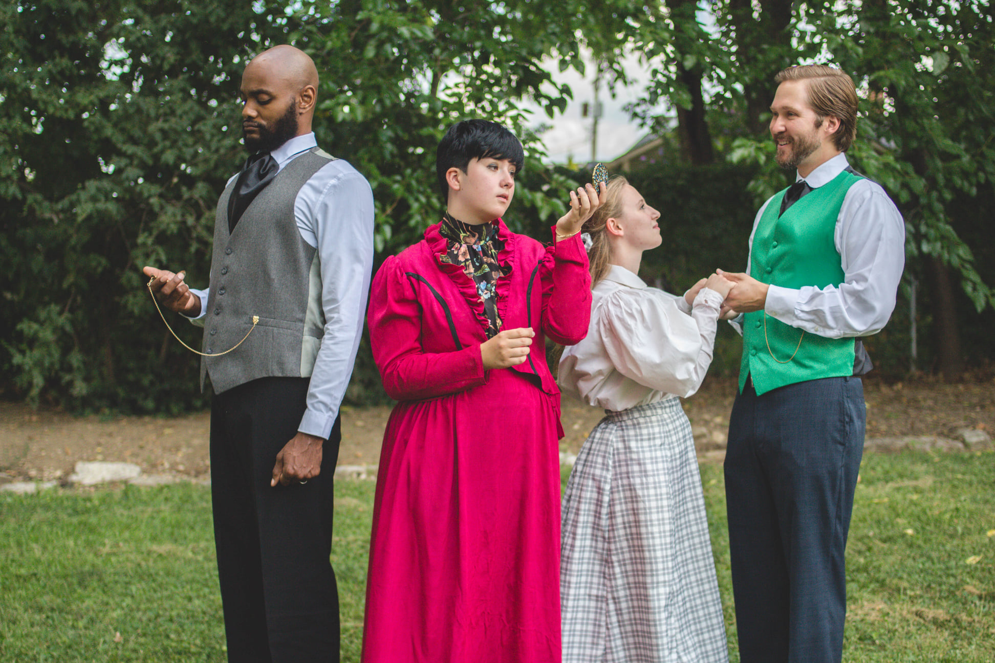 SISP_The Importance of Being Earnest promo
