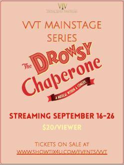 VVT_The Drowsy Chaperone logo