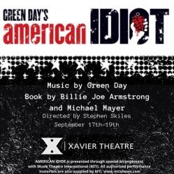 XUT_American Idiot logo